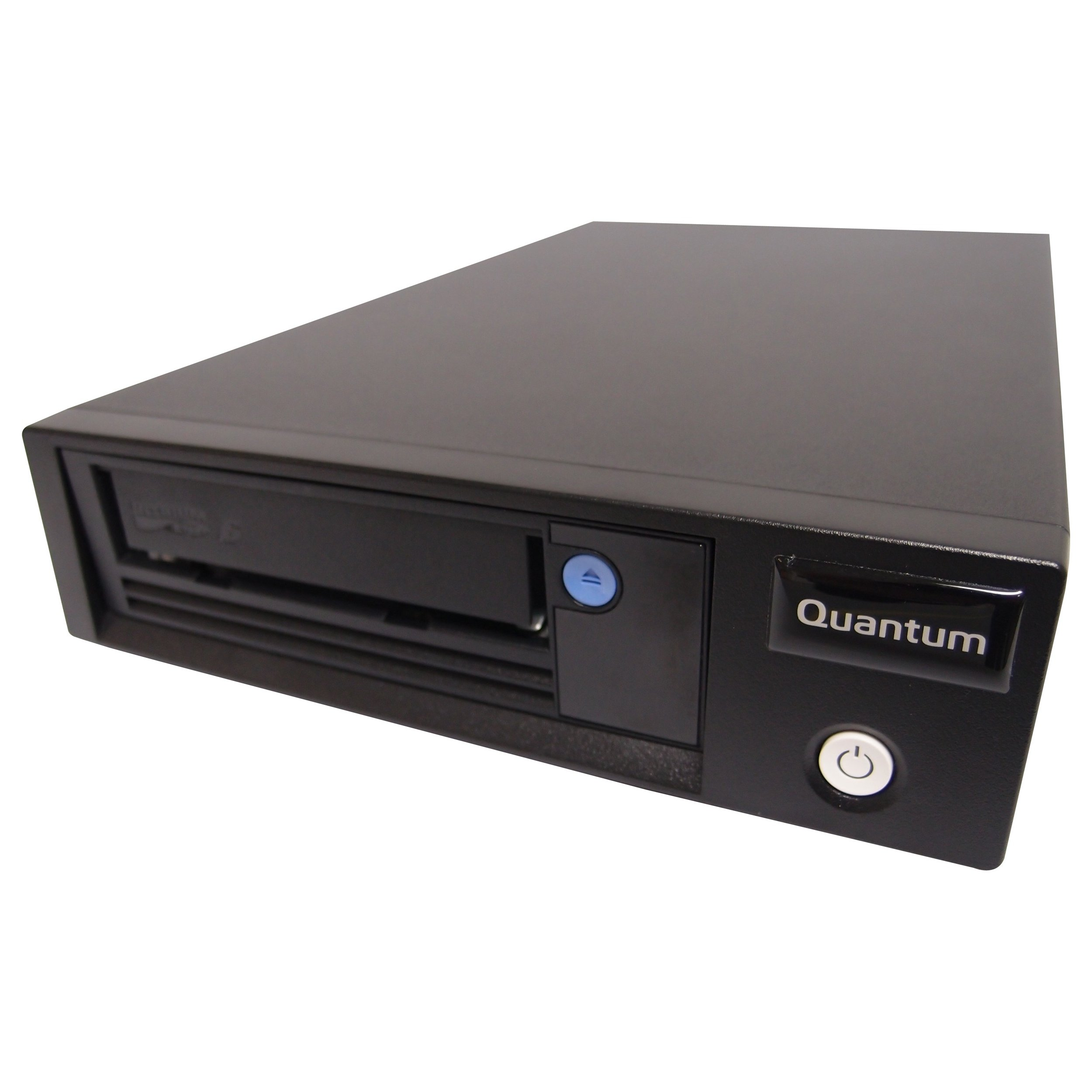 Quantum LTO Ultrium-6 Tape Drive, Half Height, Internal, Model C, 6Gb/s SAS, 5.25'', Black, Bare by Quantum