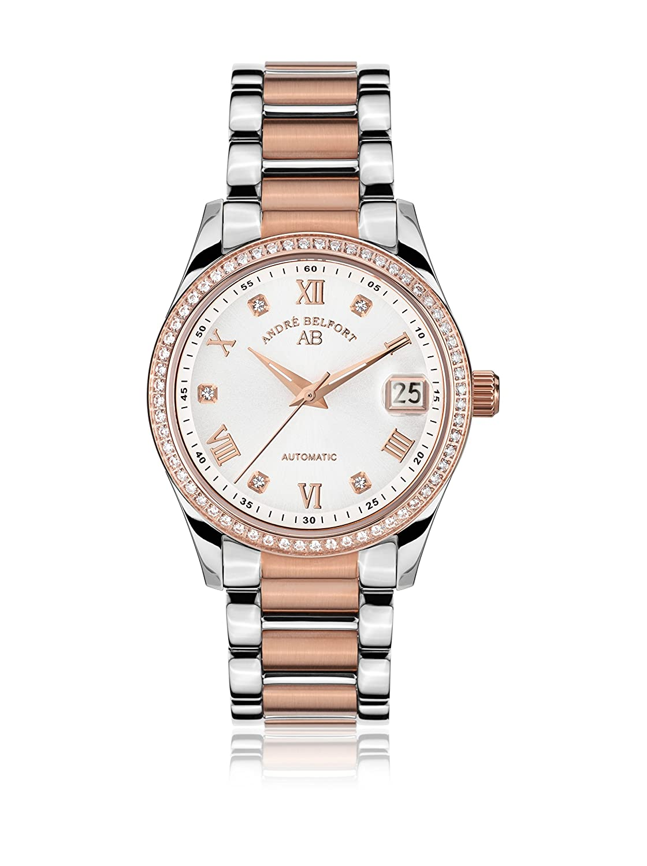 André Belfort Reloj automático Woman Déméter 410301 34 mm: Amazon.es: Relojes