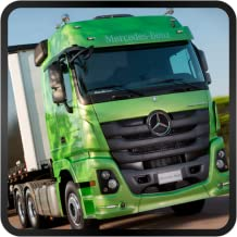 Mercedes Benz Truck Simulator