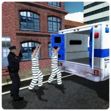 Police Prisoners Transport Van