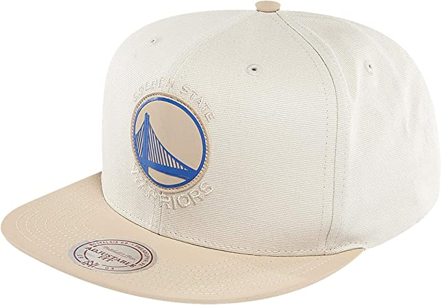 Mitchell & Ness Mujeres Gorras / Gorra Snapback NBA Serve Golden ...