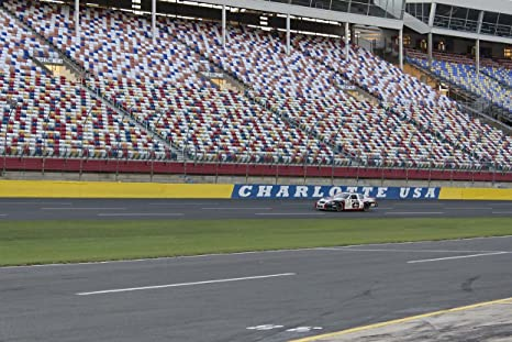 Amazon Charlotte Motor Speedway Ride Along At Nascar Racing