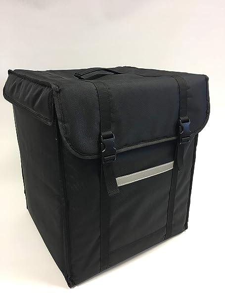 Bolsa isotérmica para alimentos mochila entrega entrega de pizza caliente (ciclo parto en el hogar bolsas T91