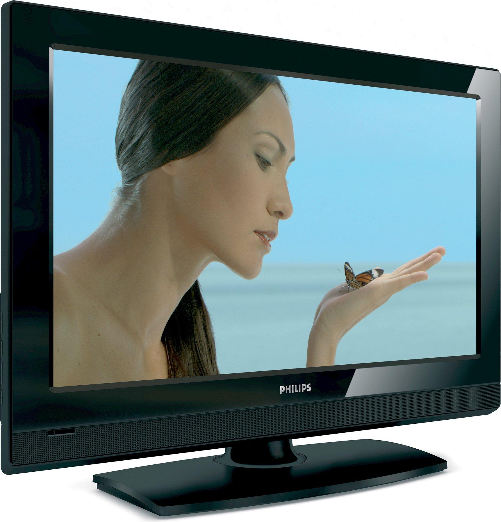 Philips Flat TV panorámico 32PFL3312 - Televisor LCD HD ready ...