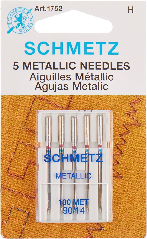 Schmetz SCH1752 Needle Metallica Size 90//14