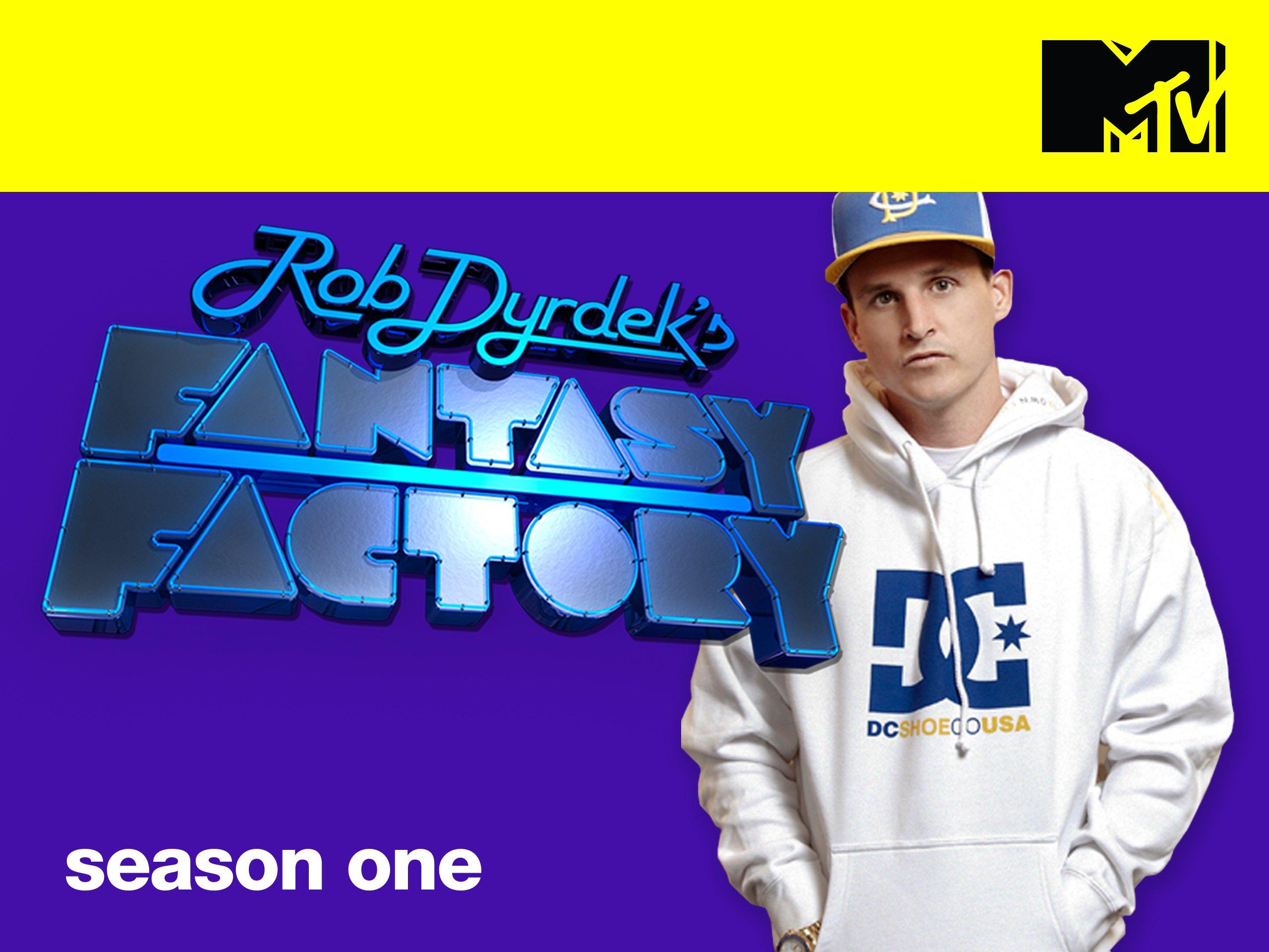 2dd6ee46bac1e Amazon.com: Watch Rob Dyrdek's Fantasy Factory Season 1 | Prime Video