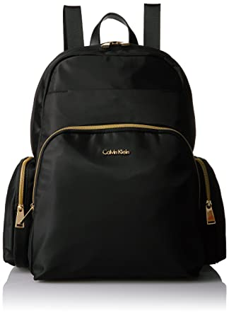 fee739bcfc Calvin Klein Nylon Multi Pocket Backpack