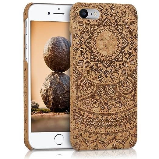 5 opinioni per kwmobile Cover in sughero per Apple iPhone 7 / 8- Cover per cellulare Case