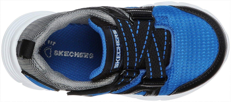 Skechers Kids Mens Comfy Flex Toddler//Little Kid Micro Leap