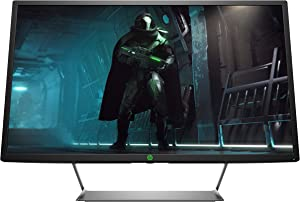 HP Pavilion Gaming 32-inch QHD Monitor with DisplayHDR 600 and AMD Freesync Technology (Black) (3BZ12AA#ABB)