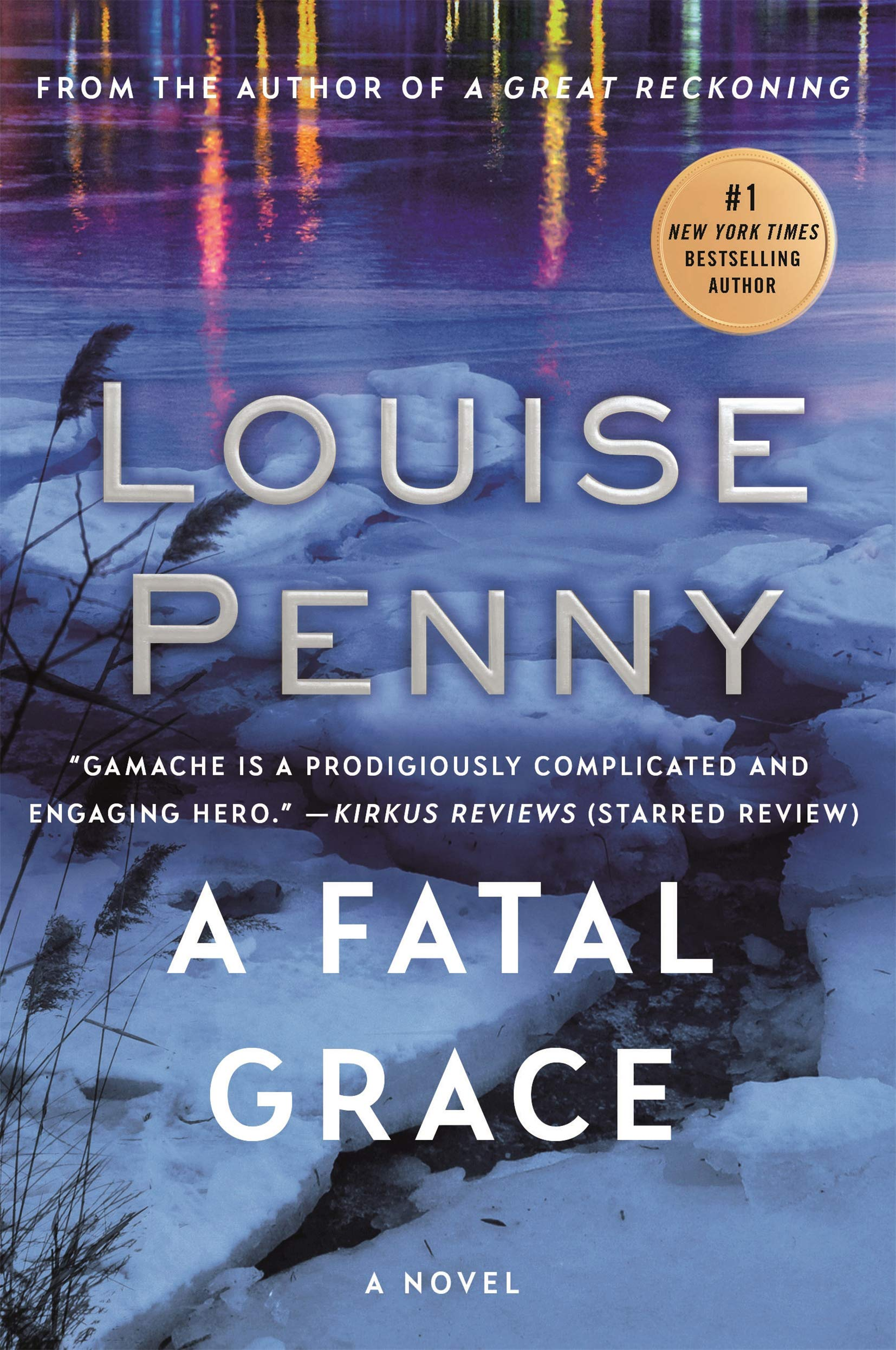 louise penny books in chronological order