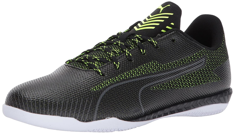 PUMA Men's 365 Ignite CT Soccer-Shoes B01N6GSZBL 8 M US|Puma Black-puma Black-safety Yellow-puma White