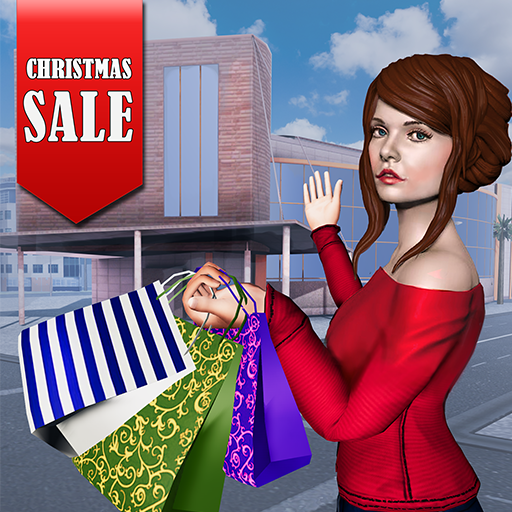 (Shopping Mall Sale - Virtual Family)