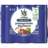 24 Packs V8 Pomegranate Blueberry 8 oz. Can