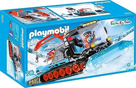 Playmobil 9500 Spielzeug-Pistenraupe
