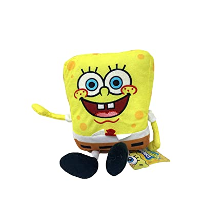 "Good Stuff Spongebob Squarepants Officially Licensed Plush 10"" Tall: Toys & Games"