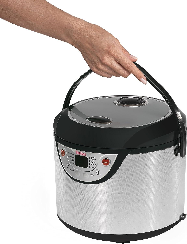 Tefal Rk302e15 8-en-1 máquina de cocinar: Amazon.es: Hogar