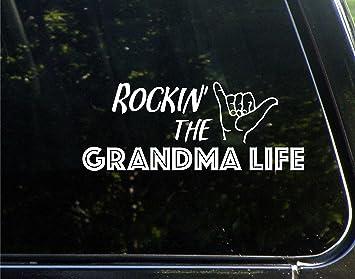 Blessed Grandma Mom Kid Vinyl Decal Sticker Laptop Yeti Car Cup Macbook Tumbler Ebay