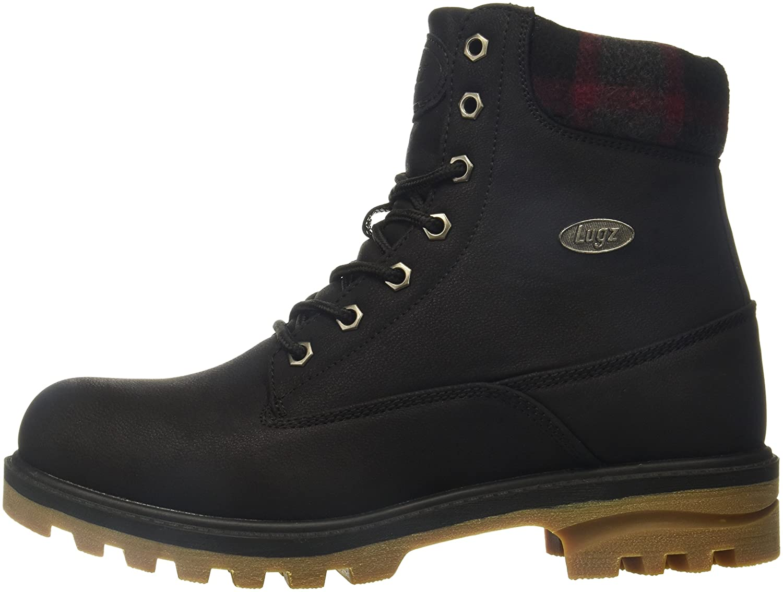 Lugz Women's Empire 9.5 Hi Fashion Boot B073JXV6K5 9.5 Empire B(M) US|Black/Red-multi/Gum afe4c6