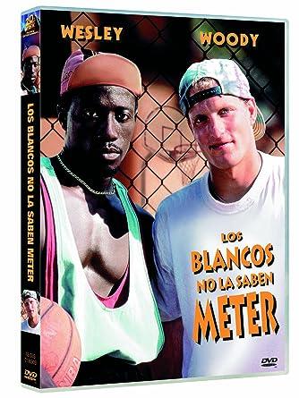 Los Blancos No La Saben Meter [DVD]: Amazon.es: Duane Martin ...