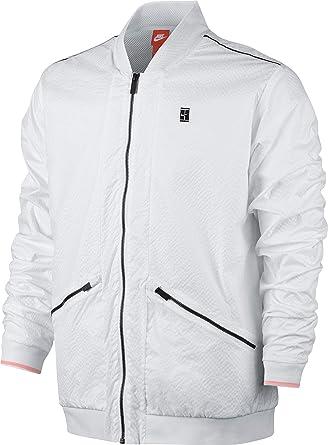 Nike M Nkct Varsity Jkt Chaqueta, Hombre: Amazon.es ...