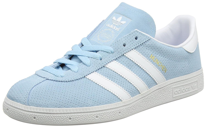 adidas Munchen, Zapatillas de deporte para Hombre, Azul (Azuhie / Ftwbla / Dormet), 42 2/3 EU