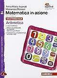 Matematica in azione. Per la Scuola media. Con espansione online: 2