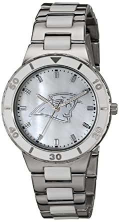 Game Time Women s NFL-PEA-CAR  quot Pearl quot  Watch - Carolina Panthers 197b99a5e