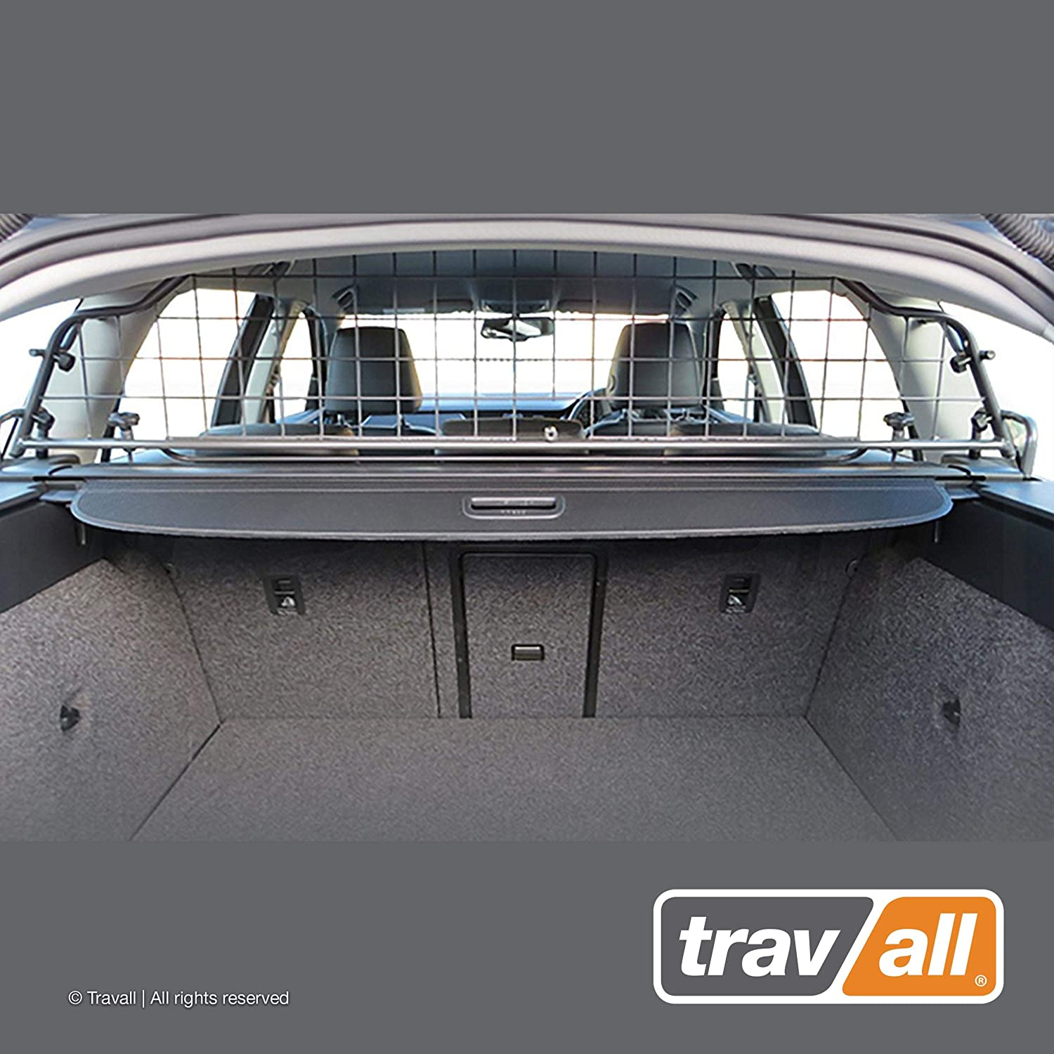 Travall Guard TDG1471 Vehicle-Specific Dog Guard