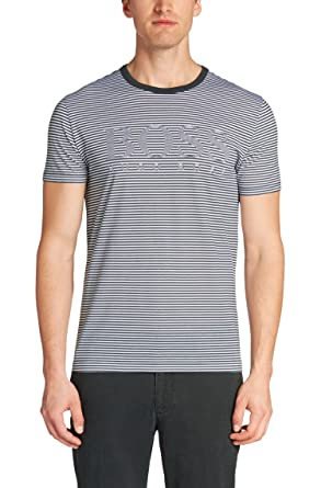 7c00423219efc5 Amazon.com: Hugo Boss Mens Tessler 06 T-Shirt, White, XXL: Clothing