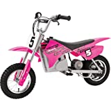 Razor MX350 24-Volt Dirt Rocket Electric Motocross Mini Bike - Pink