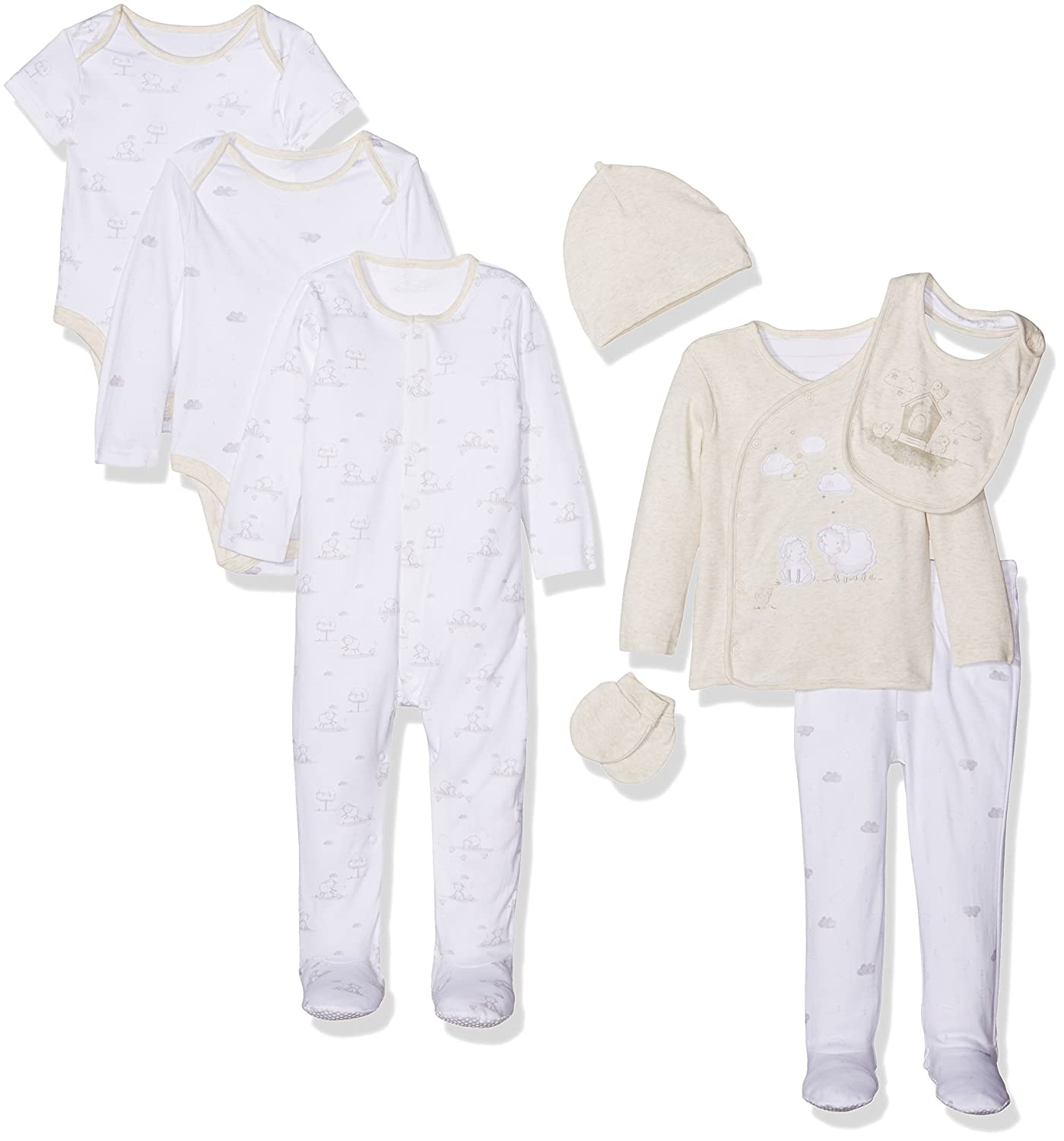 Mothercare Baby 8-Piece Set LC588
