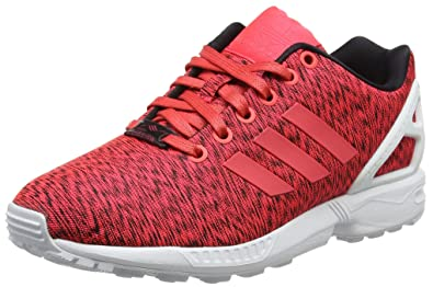 plus récent e6e91 0cc2c Adidas ZX Flux Femme Baskets Mode Rose