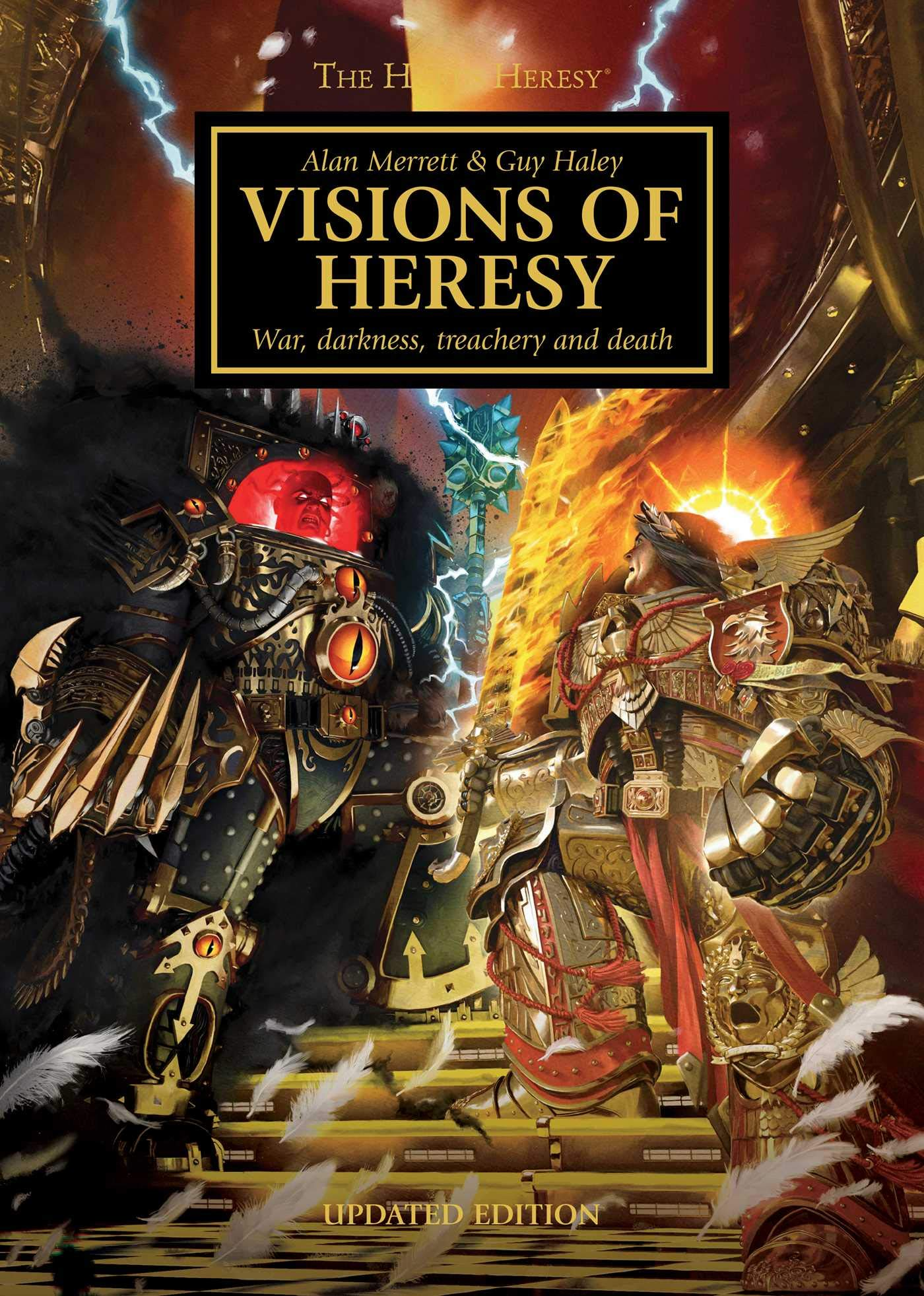 Visions of Heresy (Horus Heresy): Guy Haley: 9781784968304