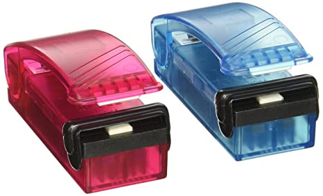 Sellador para bolsas de plástico iThoucless BR001U: Amazon ...