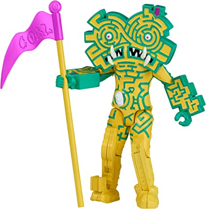 Power Rangers, Dino Charge, Villain Puzzler Action Figure, 5 Inches