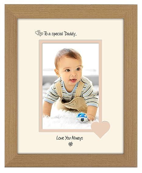 Daddy Photo Frame Special Daddy Love You Always Portrait 1130f