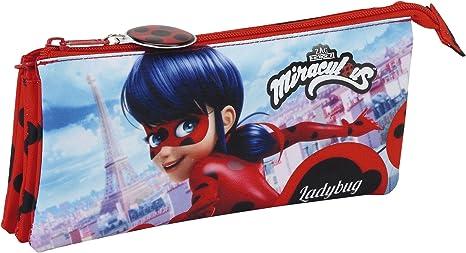 Astuccio Ladybug Marinette Ufficiale Scolastico