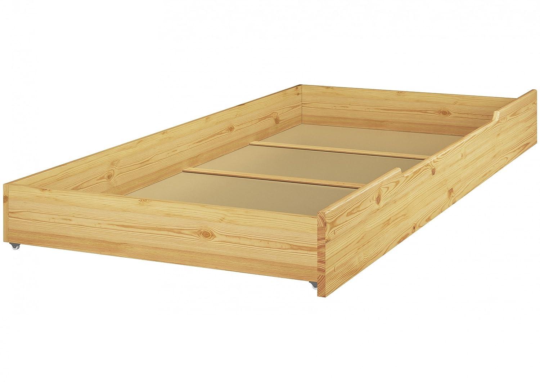 Erst-Holz® Teilbares Etagenbett Massivholz Kiefer 90x200 Bettkasten ...