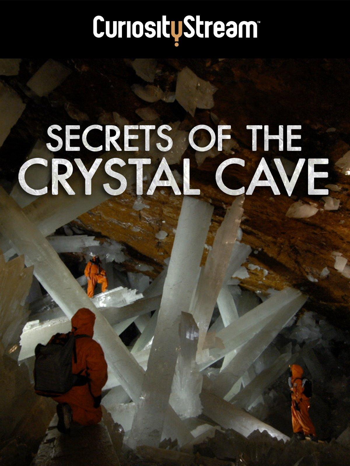Amazon.com: Naica: Secrets Of The Crystal Cave: Gary Lang, Galafilm ...