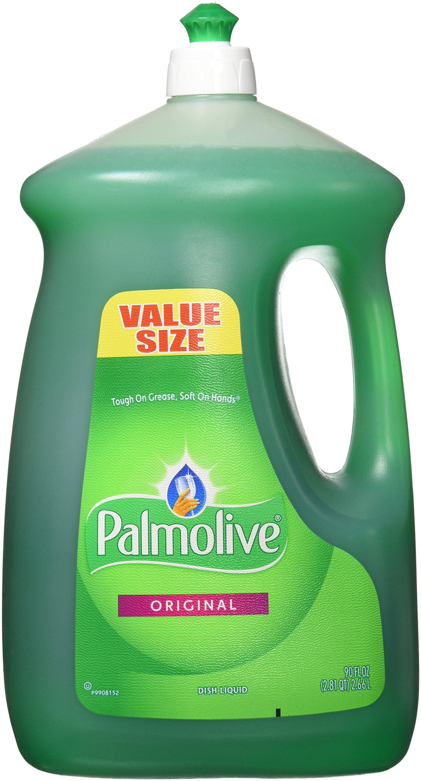 Palmolive Liquid Dish Soap, Original - 90 fluid ounce