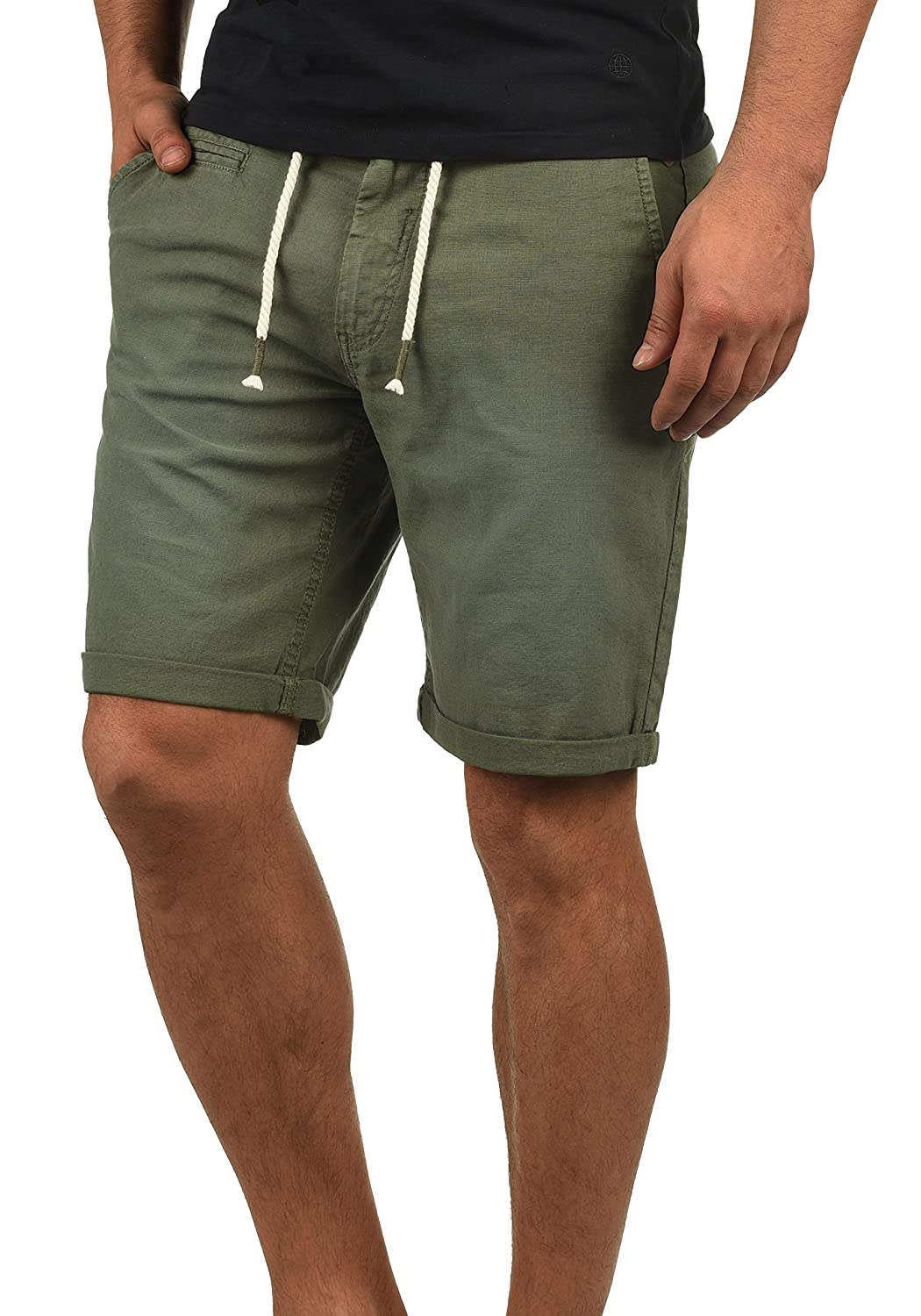 Fit Blend Lias Pantaloncini di Lino Shorts Bermuda da Uomo Regular