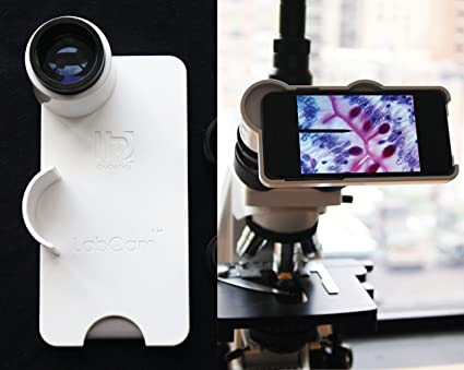 official photos c0646 d01a3 LabCam Microscope/Telescope Adapter for iPhone X
