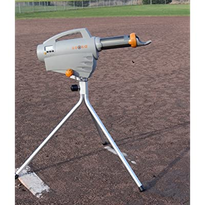Zooka: ZS720 Pitching Machine with Short Tripod