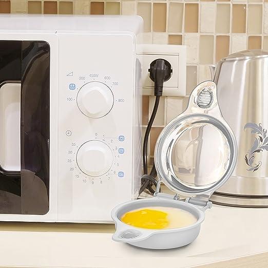 Amazon.com: Chef Buddy – Cocedor de huevos para microondas ...