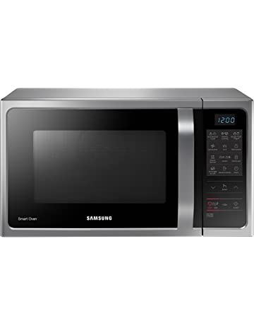 Samsung MC28H5013AS/EU Combination Microwave, 28 Litre, Silver [Energy Class A]