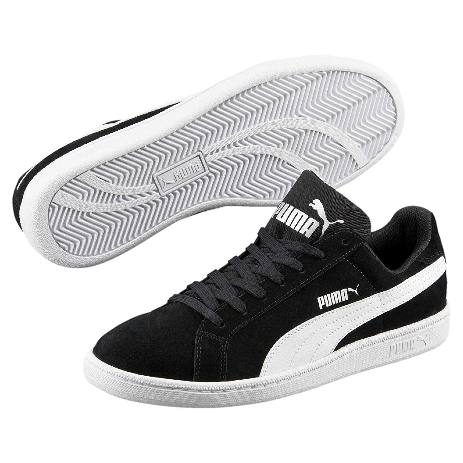 3faf7c13 Puma Smash Sd, Unisex Adults' Low-Top Sneakers