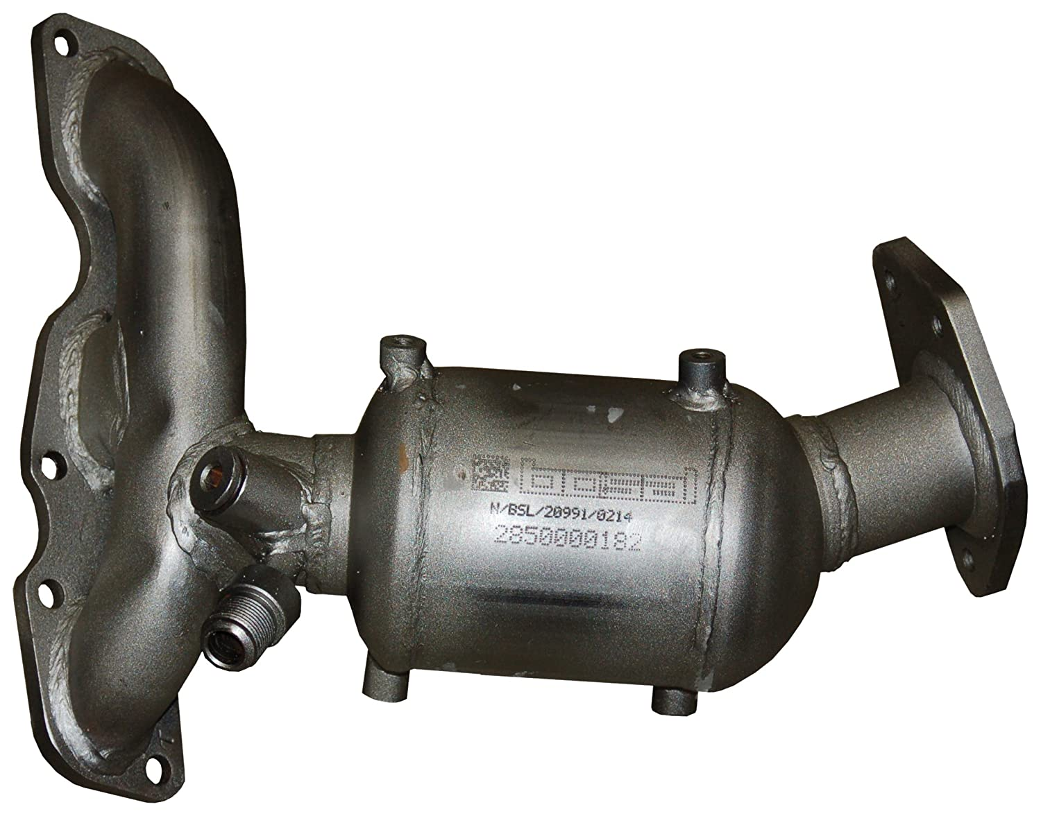 Non-CARB Compliant Bosal 096-1740 Catalytic Converter