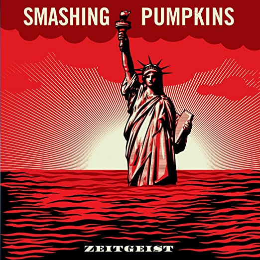 Smashing Pumpkins - Zeitgeist - Amazon.com Music