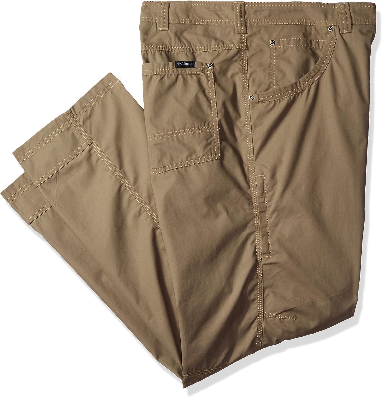 Columbia Men's Big and Tall Chatfield Range Big & Tall 5 Pocket Pant